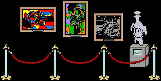 Art, Museum, Gallery, Exhibition, Paintings, Sculpture