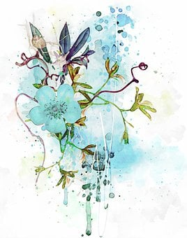 Flower, Arrangement, Decoration, Floral, Romantic
