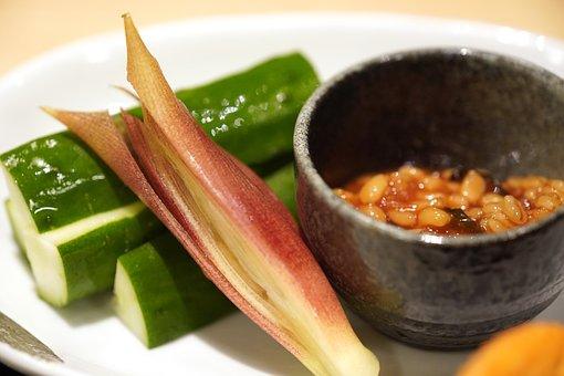 Japanese Food, Japan Food, Japanese Ginger