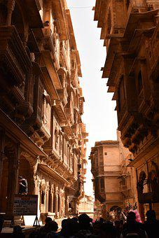 Heritage, Rajasthan, India, Palace, Culture, Rajput