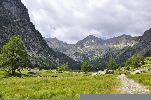 Alps, Maritime, Natural Park, Alpine, Mountains