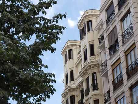 Madrid, Capital, Spain, City, Architecture, Urban