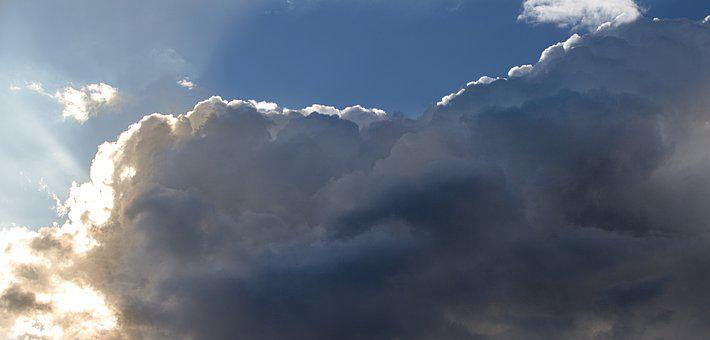 Clouds, Mood, Light, Sky, Weather, Atmosphere