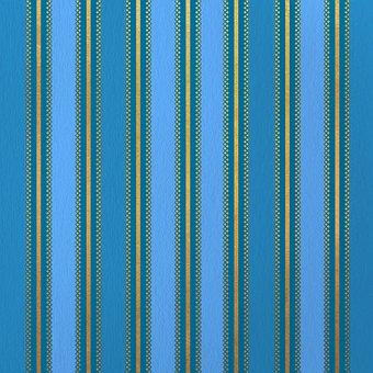 Stripes, Pattern, Blue, Golden, Lace, Background