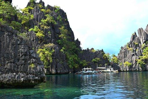 Sea, Tropical, Ocean, Boat, Exotic, Relax, Travel