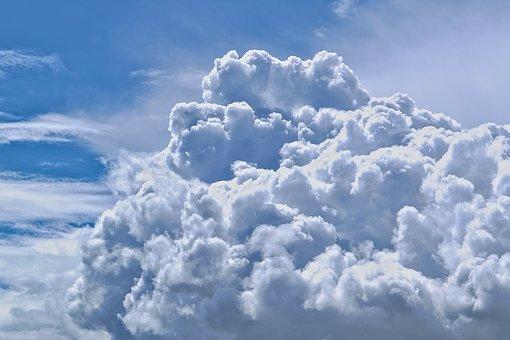 Clouds, Cloud Image, Cumulus, Sky