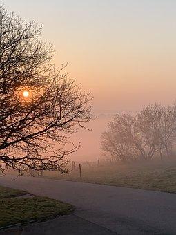 Good Morning, Sunrise, Nature, Morgenstimmung, Skies