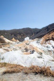 Hell Valley, Hokkaido, Hot Spring, Japan, Jigokudani