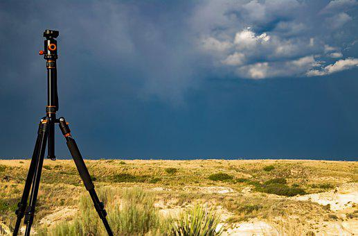 Tripod, Equipment, Stand, Photography, Landscape