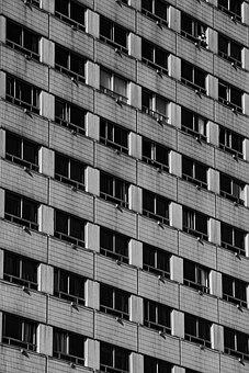 Building, Pattern, Architecture, Modern