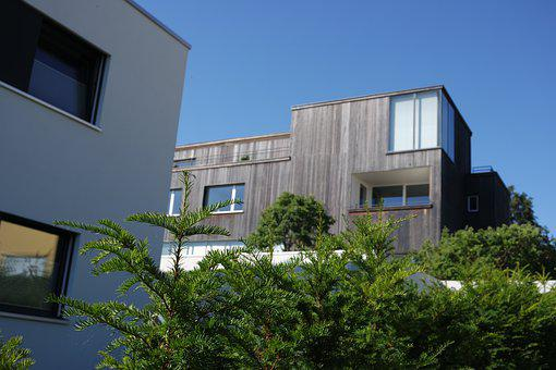 Zurich, Uitikon-waldegg, Architecture, Modern