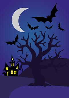 Night, Halloween, Fear, Dark, Chilling, Happyhalloween
