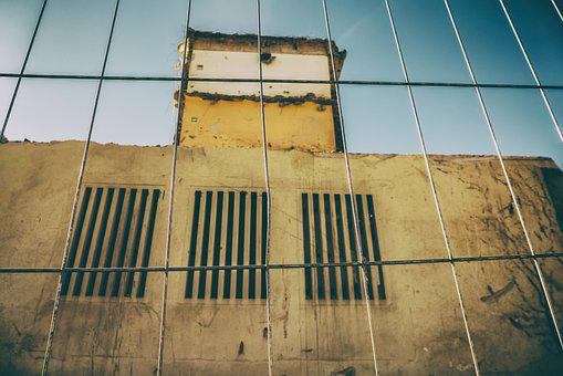 Fence, Building, Ruin, Architecture, Old, House