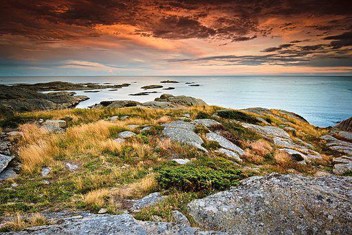 Sea, Nature, Holidays, Landscape, Sky, The Coast