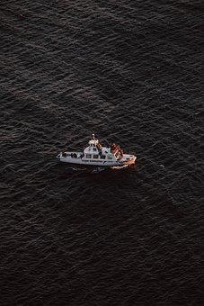 Ship, Sea, Boat, Ocean, Cruise, Water