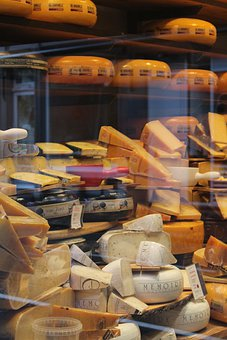 Amsterdam, Cheese, Netherlands, Traditional, Shop