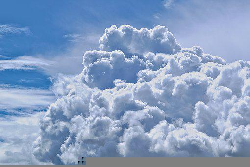Clouds, Cloud Image, Cumulus, Sky, Cloud Formation