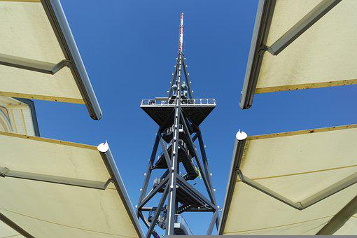 Zurich, Uetliberg, Uto-kulm, View Mountain