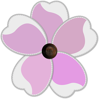 Flower, Pink, Plant, Drawing, Blossom