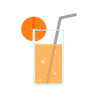 Juice, Orange, Vitamins, Drink, Fresh