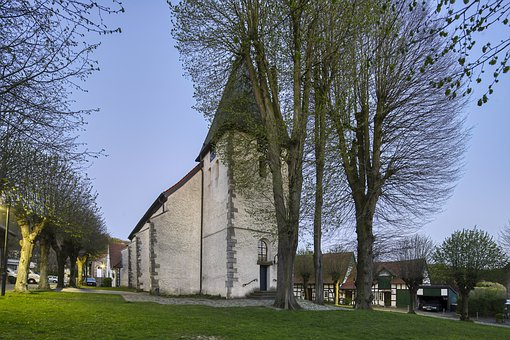 Holter Kirche, Church, Germany, Architecture
