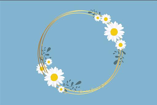 Background, Flower, Vintage, Floral