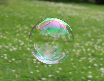 Soap Bubbles, Child, Fun, Blow, Joy, Happy, Toys
