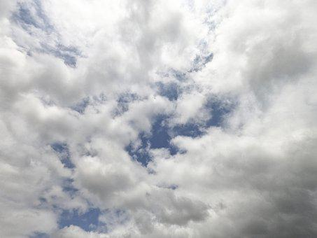 Clouds, Sky, Nature, Background, Landscape, Cloud, Air