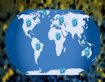 Covid-19, Covid, Virus, Pan, Pandemic, Coronavirus