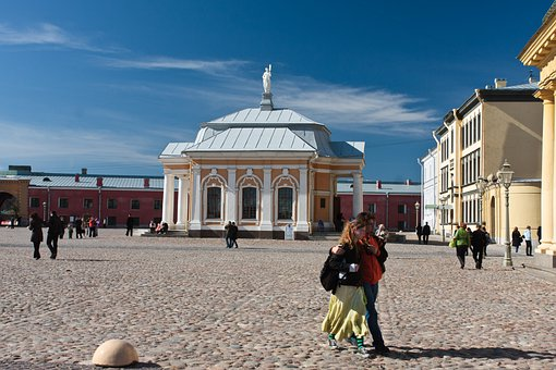 Area, City, Mint, The Peter And Paul Fortress