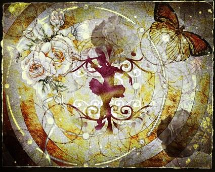 Ballerina, Butterflies, Butterfly, Ballet, Smile, Dance