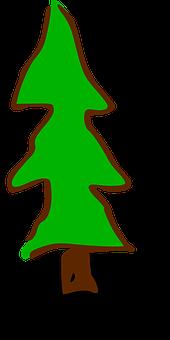 Pine, Fantasy, Tree, Needles, Conifer, Needle Beam