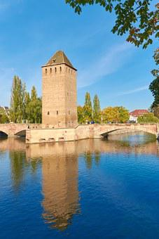 Alsace, Henry Tower, Pont Envelopes, Canon Bastion