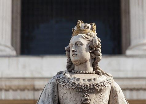 Anne Of Great Britain, St Paul, Cathedral, London