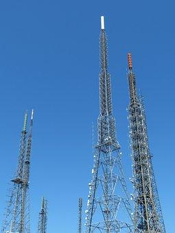 Antenna, Radio, Transmission Tower, Watch Tv