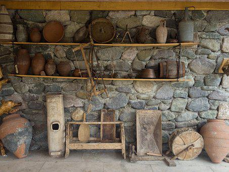 Art, Artifacts, Antiquity, Jugs, Lifestyle, Old