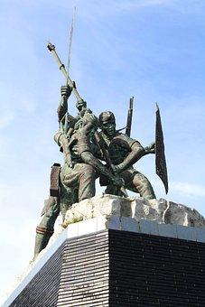 Monumen Perjuangan Rakyat, Balikpapan, Kalimantan Timur