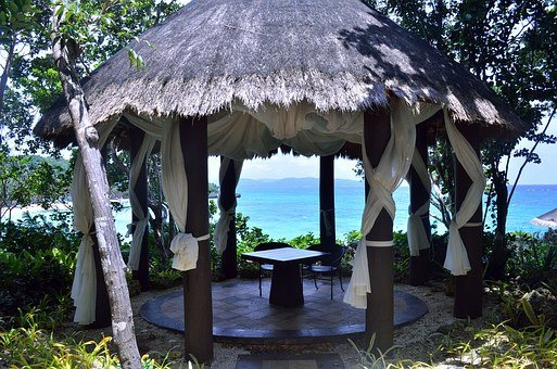 Beach Hut, Hut, Romantic, View Better Cabin