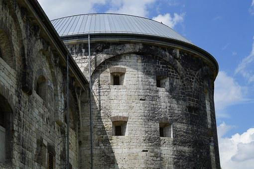 Wilhelmsburg, Fortress, Ulm, Castle, Masonry, Building