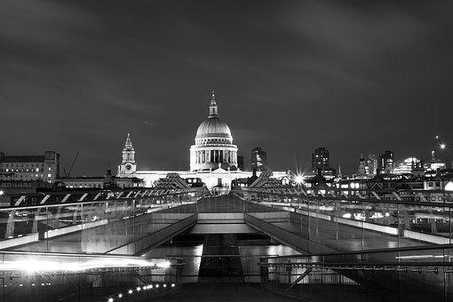 St Paul's Cathedral, Christopher Wren, London