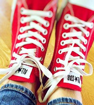 Converse, Chucks, Sneakers, Hipster, Fashion, Retro