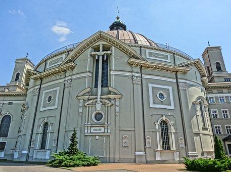St Peter's Basilica, Vincent De Paul, Church, Bydgoszcz