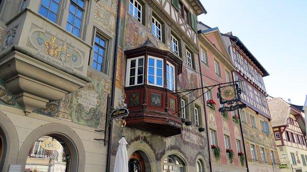 Stein Am Rhein, Tourism, Destination, City