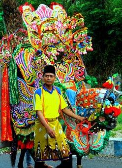 Java, Indonesia, Culture, Lumajang, Jawa Timur, Art