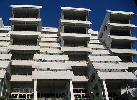 Building, Office, Architecture, Design, Skyscraper