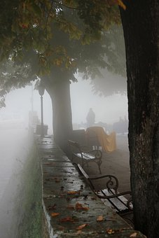 Groznjan, Fog, Tribulation, Glimmer Of Hope