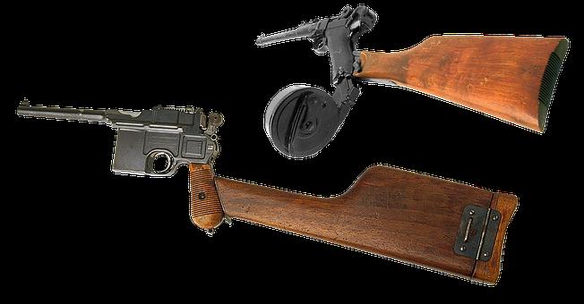 Gun, Mauser, Luger, Parabellum, Parabellum P 08