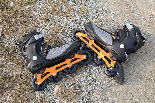 Rollerskates, Inline Skates, Recreational Sports