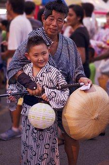 Bon Odori, Japanese Harvest Festival