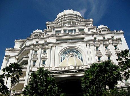 Gedung, Imperial Palace, Surabaya, Jawa Timur